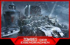 Behold!!!!!!! The next Call of Duty Black ops 3 zombies map: Der Eisendrachen