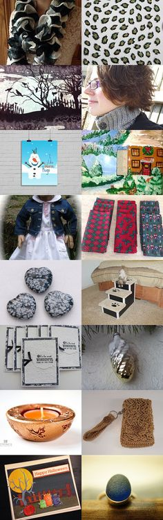 Winter is Coming! by Traci on Etsy--Pinned with TreasuryPin.com  #Etsy #EtsyRMP #PayItForward