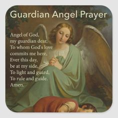 Guardian Angel Prayer with Boy Sticker Christian Quotes Sayings and Supplies for Kids Guardian Angel Quotes, Guardian Angel Pictures, Guardian Angels, Prayer Verses, Faith Prayer, Prayer Quotes, Jesus Faith, Scripture Verses, Bible Scriptures