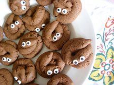 35 Healthy Halloween Fun Food Ideas For Your Kids - Smart Women Life Halloween Torte, Halloween Buffet, Healthy Halloween, Halloween Food For Party, Halloween Treats, Happy Halloween, Adornos Halloween, Healthy Cookies, Food Crafts