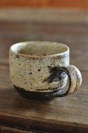 Love stoneware mugs