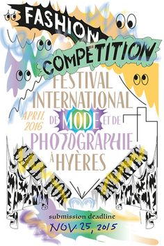 Concours photo du 30ème festival de mode et de photographie de Hyères Concours Photo, Photos, Comic Books, Comics, Blog, Photography, Pictures, Photographs, Comic Book