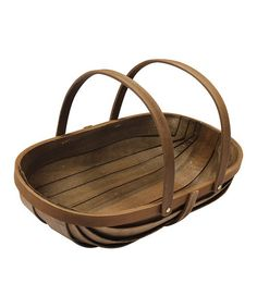 e4b74bb646e9 Look what I found on  zulily! Garden Trug  zulilyfinds Stowe Gardens