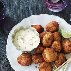 Excellent 2013-12-14 Beignets de crabe et pommes de terre - Châtelaine