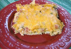 King Ranch Chicken Casserole yummy-things-to-eat King Ranch Chicken Casserole, Great Recipes, Favorite Recipes, Delicious Recipes, Easy Recipes, Dinner Dishes, Main Dishes, Cream Of Chicken Soup, How To Cook Chicken