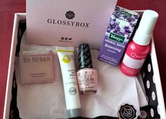 Glossybox November 2014