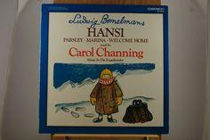 Ludwig Bemelmans, Hansi ~ read by Carol Channing, 1976