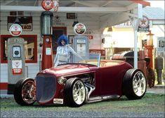 Rat Rods, Classic Hot Rod, Classic Cars, Custom Trucks, Custom Cars, Texaco, Us Cars, Street Rods, Rats