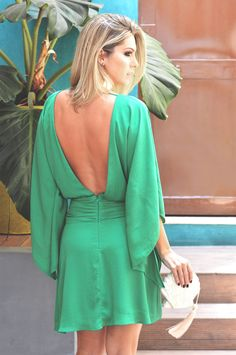 Dress Samira Curto - Afago Party