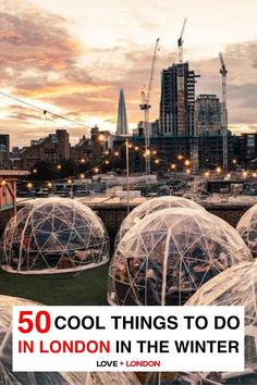 Rooftop bars open in the winter in London. Here's what you can do if you're in London in the winter and you need some fun things to do! London Winter, London Christmas, Fun Things, Things That Bounce, London Tips, The Bedford, Hampstead Heath, Winter Love, Things To Do In London