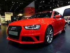 Audi RS4 Avant!