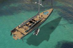 LuxuryYacht- MCP Yachts Silver Bullet