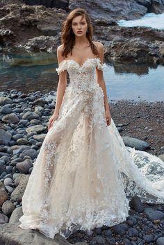 ef99972476395 19 best sheer wedding dress images | Bridal dresses, Bridal gowns ...