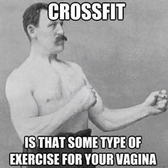 How much I hate crossfit