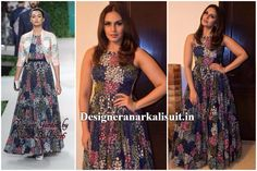 Runway To Reality: Huma Qureshi in Varun Bahl 'Vintage Garden' Collection 2016