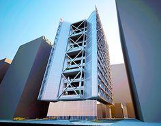 "Check out new work on my @Behance portfolio: ""Torre Bioclimátia - Ateliê de Projeto V"" http://be.net/gallery/42715301/Torre-Bioclimatia-Atelie-de-Projeto-V"