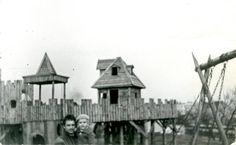 Plac zabaw na ul. Gwiaździstej