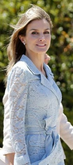 Queen Letizia of Spain visit Lisbon in their second oficial State Visit, 07.07.2014