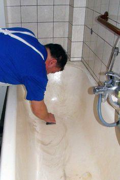 Renovácia povrchu vane 11 Tile Floor, Manual, Flooring, Videos, Image, Wood Flooring, Floor, Video Clip, Floors