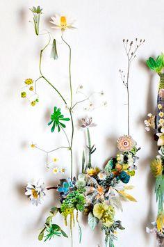 ANNE TEN DONKELAAR: FLOWER CONSTRUCTIONS