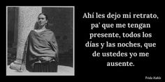 15 immortal quotes from Frida Khalo - Matador Network Diego Rivera, Frida Quotes, Famous Mexican, I Am Overwhelmed, Bible Promises, Personal Relationship, Key To My Heart, In My Feelings, Sentences