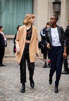 3d5d55255e8f image Street Style 2018, Model Street Style, Casual Street Style, Street  Styles,