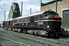 LMS10000 in LMS black with Mid day Scot headboard   Garry Luck has created this fantastic image based on an original photo kindly supplied by Geoff Plumb; More of Garrys work is at http://www.flickr.com/photos/northernblue109 and Geoffs website is at http://plumbloco.smugmug.com/ Please respect their copyright.