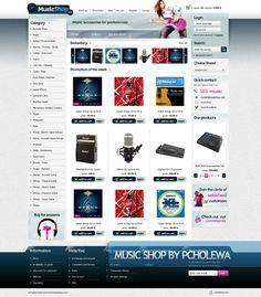 music-shop-creative-web-design-layout-inspiration