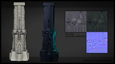 darksiders 2 environment - Google Search