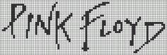 musique - music - pink floyd - point de croix - cross stitch - Blog : http://broderiemimie44.canalblog.com/