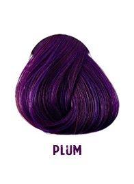 Hiusväri - Plum