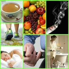 7 Dangerous acts after a meal  1. Don't smoke  2. Don't eat fruits immediately 3. Don't drink tea 4. Don't loosen your belt 5. Don't bathe 6. Don't walk about 7. Don't sleep immediately http://www.morningmist.co.in/HomePage.aspx