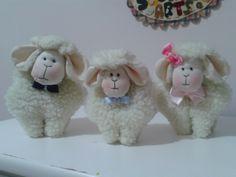Família Ovelhas Pompom!