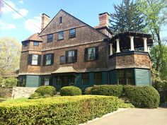 A. Page Brown:William Berryman Scott House, Princeton, NJ