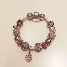 My #newyear #Pandora bracelet #2016
