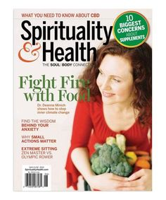 Love this product spirituality & health magazine subscription Healthy Living Magazine, Health Magazine, Health Breakfast, Breakfast Recipes, Health Care Reform, Snack Video, Health Lessons, Health Snacks, Lessons For Kids