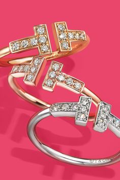 For Valentine's Day, Tiffany T always rings true.