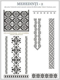 Folk Embroidery, Embroidery Patterns, Cross Stitch Patterns, Folk Fashion, Hama Beads, Beading Patterns, Pixel Art, Diy Crafts, Traditional