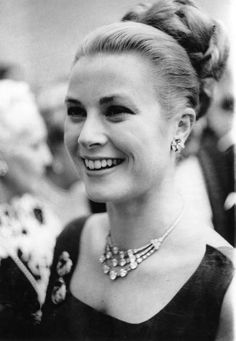 Grace Kelly.  A stunningly beautiful and classy woman.