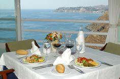 Restaurante panorámico Best Western Hotel Salobreña