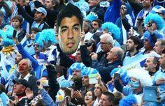 Uruguay 2 -1 England - http://massivefans.com/uruguay-2-1-england/