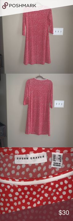 8693141107 Shop Women's Susan Graver size XS Dresses at a discounted price at  Poshmark. Brand new in packaging.
