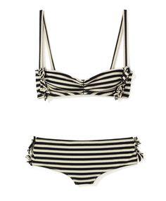 { Chanel bikini top }