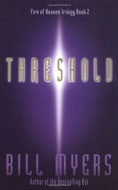 """Threshold (Fire of Heaven Trilogy, Book 2):   From the realms of science, the paranormal, and Bible prophecy emerges a novel for our times: fast-paced, carefully researched . . . with a warning none can ignore.<br/><br/>Some say Brandon Martus has a mysterious ability to see into the future, to experience what scientists refer to as a """"higher dimension."""" Others insist he is simply a troubled Generation-X member plagued by the accidental death of his little sister. It isn't until he tea..."""