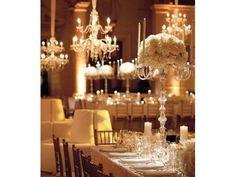 centros de mesa para bodas de vidrio - Buscar con Google