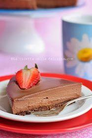 La ricetta della felicità: Cheesecake al cioccolato senza cottura! Cooking Time, Cooking Recipes, World Recipes, Beautiful Cakes, Cake Cookies, Italian Recipes, Delicious Desserts, Good Food, Food And Drink