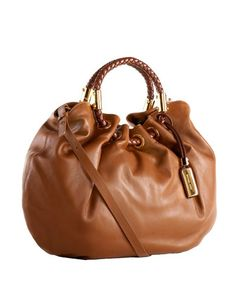 Skorpios Ring Tote, Cinnamon by Michael Kors at Neiman Marcus.