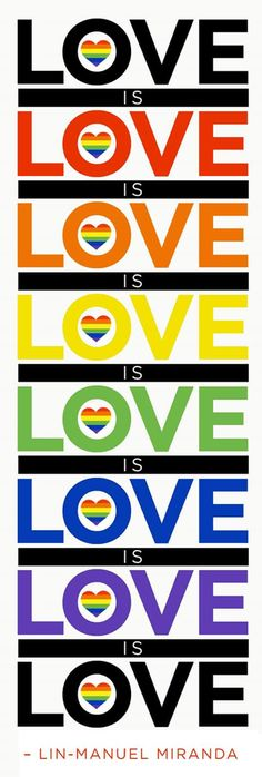 Life Lessons 101: love ... as spoken by Lin Manuel Miranda                                                                                                                                                      More
