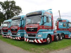 The modern way at Pollocks. Old Lorries, Cool Trucks, Buses, Rigs, Transportation, Automobile, History, Vehicles, Planes