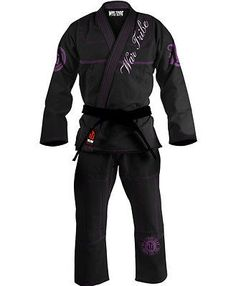 War Tribe Women's Gi Black and Purple for Jiu Jitsu and Judo training and Competition War Tribe Gi's are carefully designed and meticulously put together. We go the extra mile and think through every